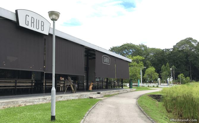 Grub at Bishan-Ang Mo Kio Park
