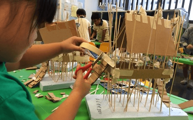 Building Stilt Houses