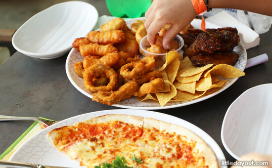 Port Belly Food