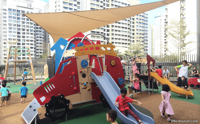 The Seletar Mall Playground