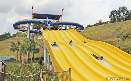 Slide Racer