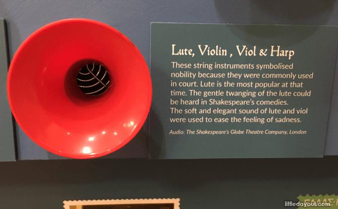 Shaking It With Shakespeare Philatelic Museum Sound