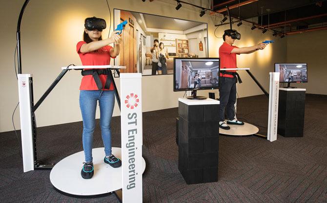 VR Response Trainer