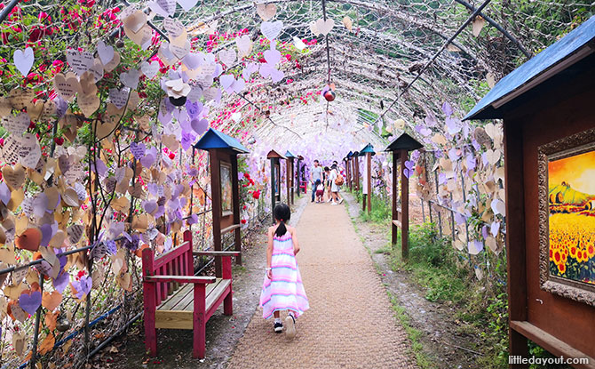 South Korea's Herb Island with Kids