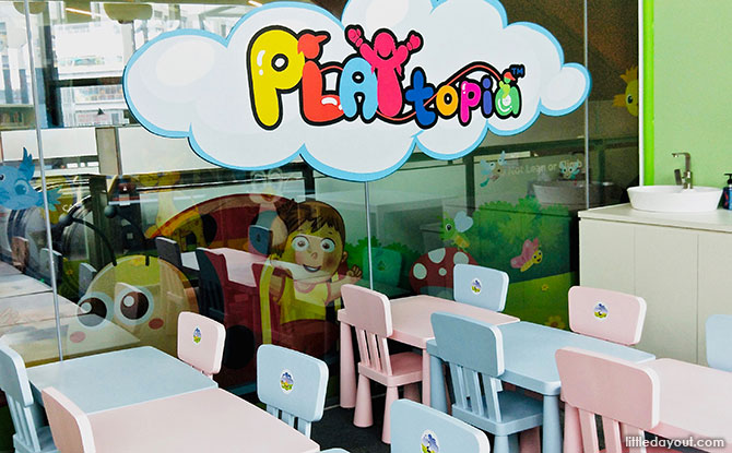 Playtopia Birthday Party Venue