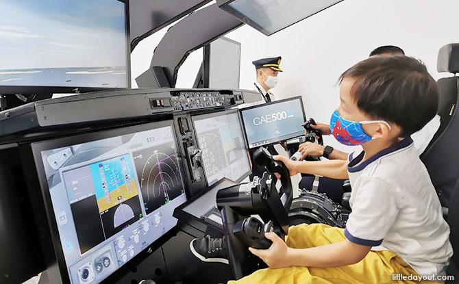 The Junior Pilot Experience