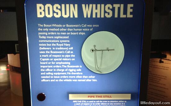 Bosun Whistle