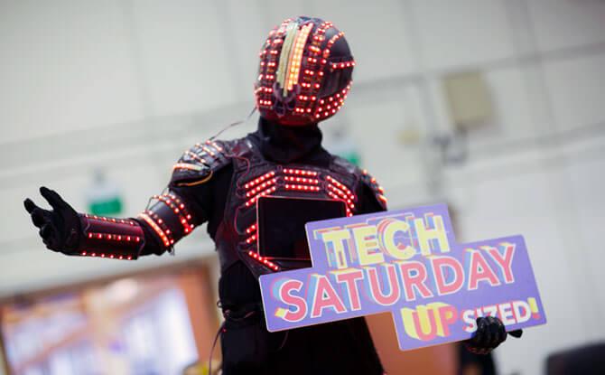 IMDA's Tech Saturday (Upsized!) 2018