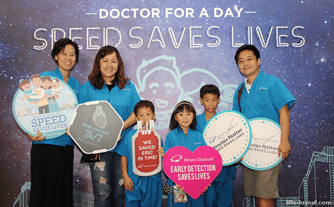 Doctor for a Day Speed Saves Lives Photo Competition