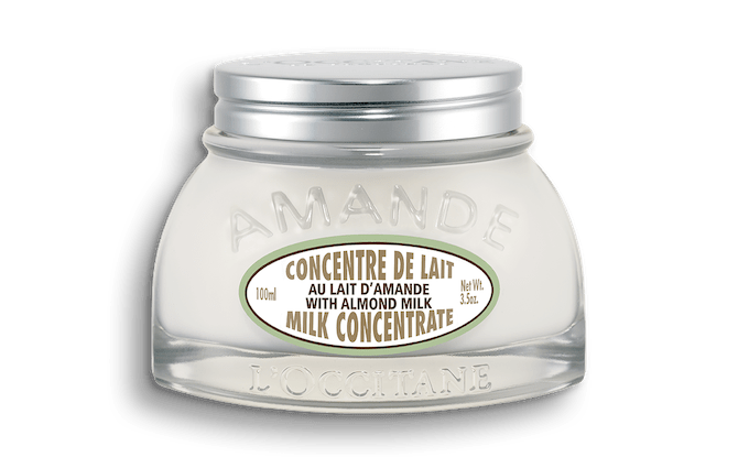 e13 L'Occitane Almond Milk