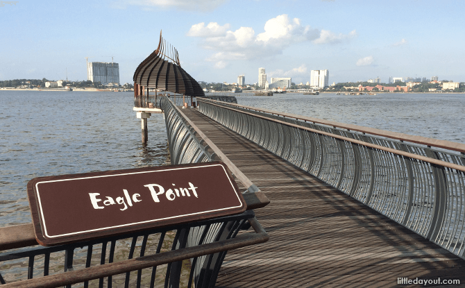 Eagle Point at Sungei Buloh Wetland Reserve's Extension