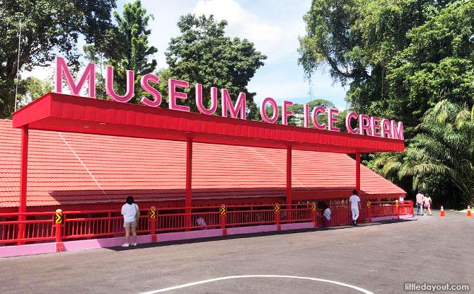 Museum Of Ice Cream Singapore Review