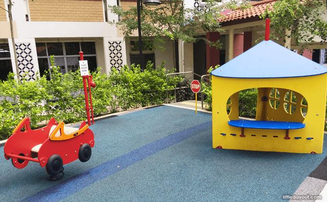 Yishun Ave Playground