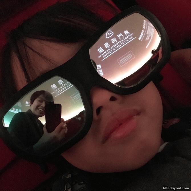 Planetarium, Macau with Kids