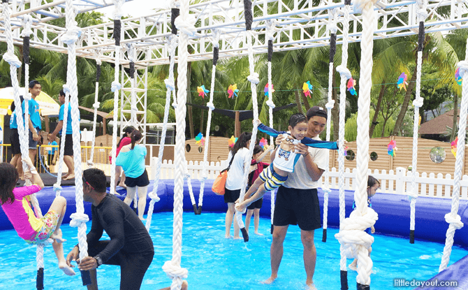 Sentosa FunFest 2016 Sway & Swing