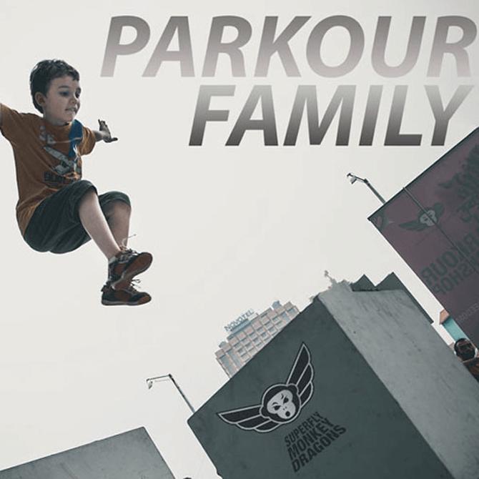 Parkour Family