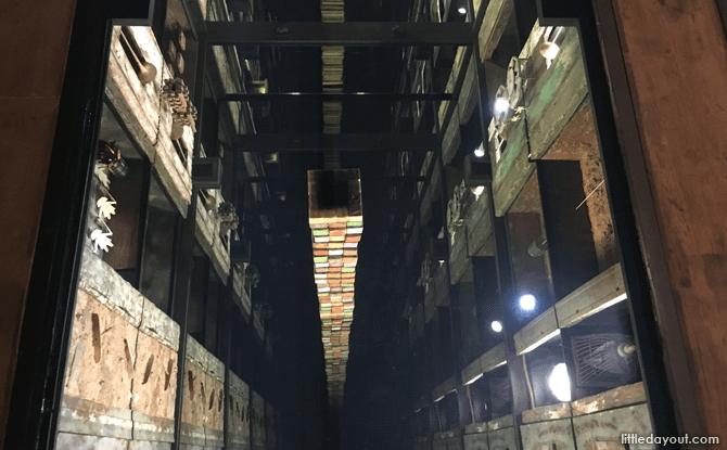 Firewalk, A Bridge of Embers, Children's Biennale