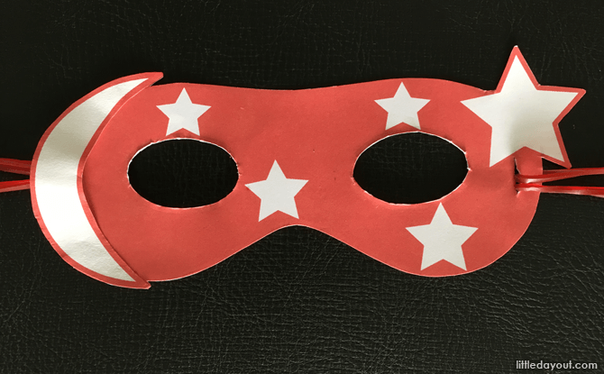 Super Singaporean Mask Craft