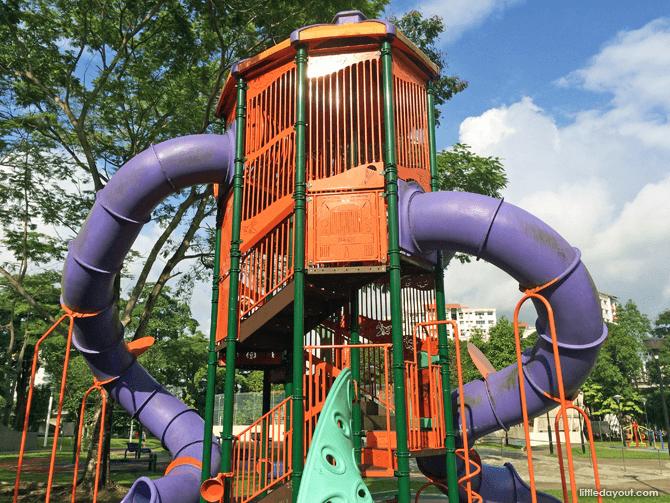 Limbang Park Playground