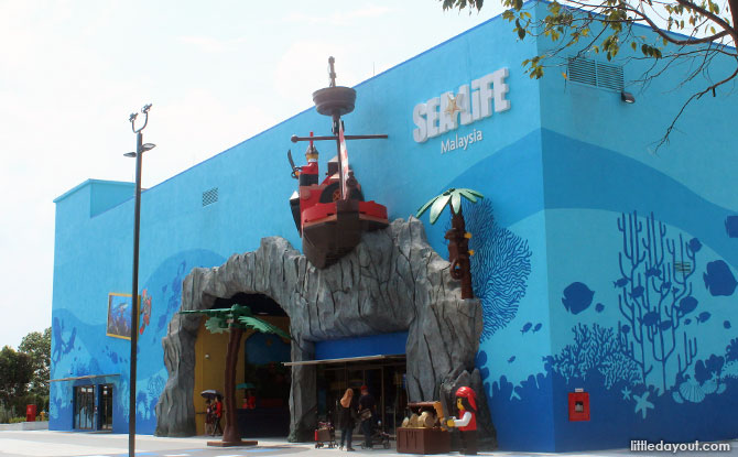 SEA LIFE Malaysia building
