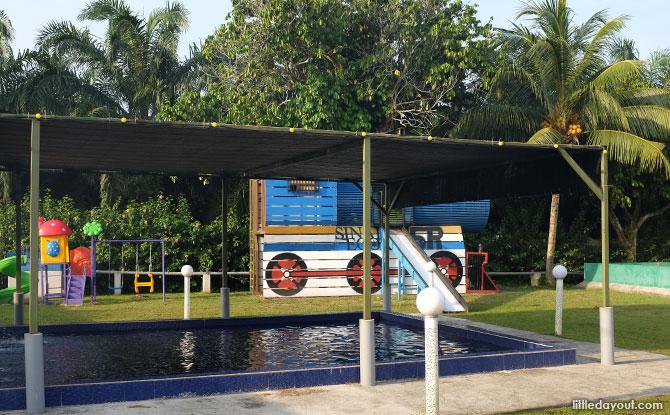 Fun activities at Sinar Eco Resort