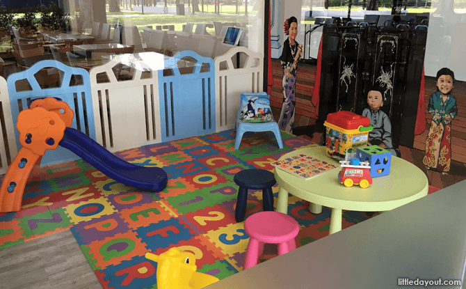 Babalicious Play Area