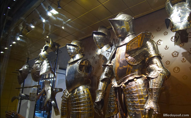 Royal Armouries, Tower of London