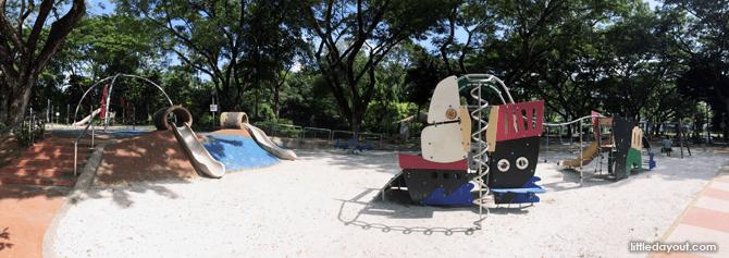 Yishun Arboretum