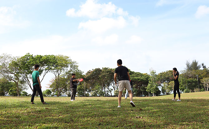 Coastal PlayGrove Event Lawn