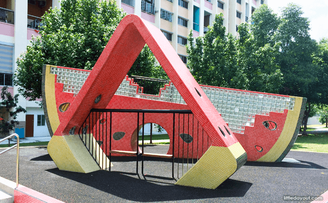 Tampines Central Park Playgrounds