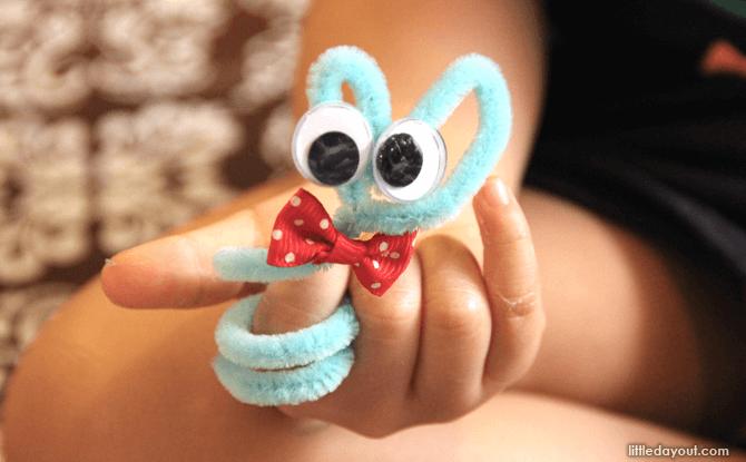 Googly Puppet