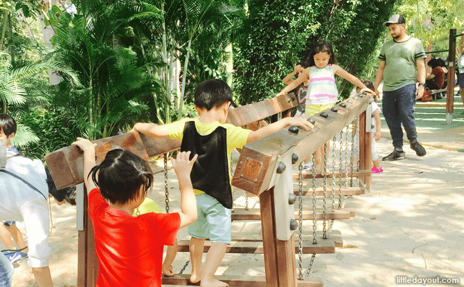 Playground, Gardens by the Bay