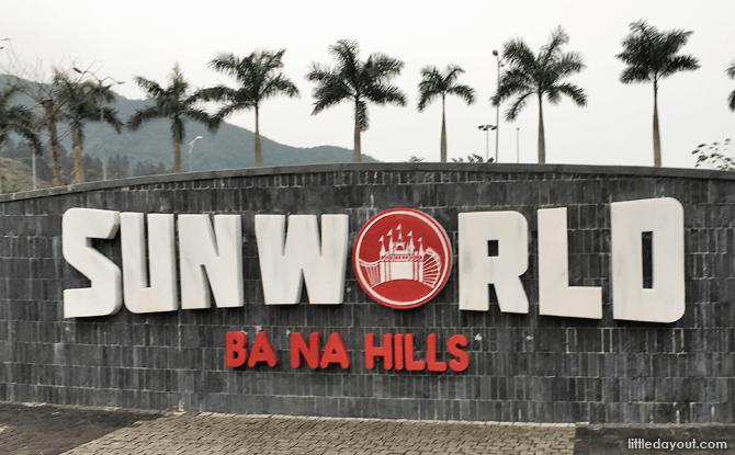 Sun World Ba Na Hills, Vietnam