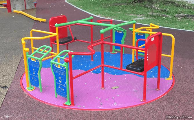 Inclusive Merry-go-round