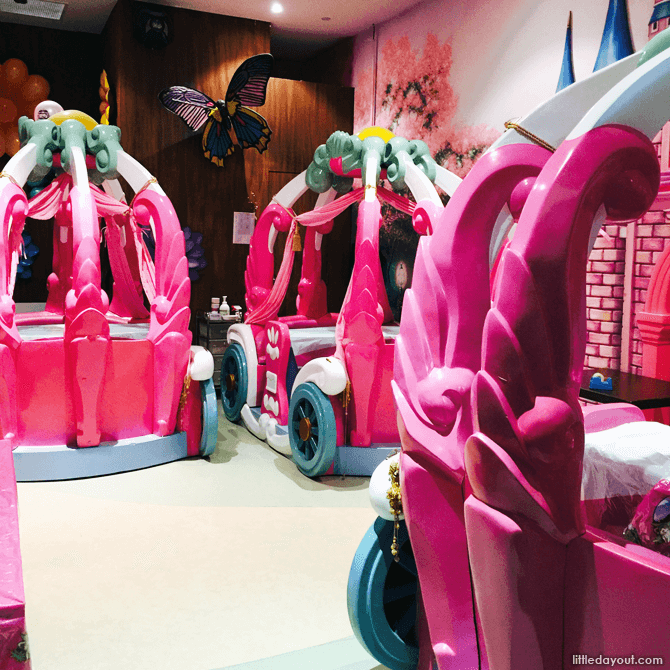 Princess Party Room