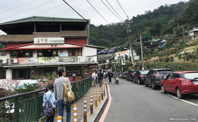 Maokong village, Taiwan