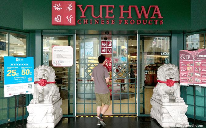 Yue Hwa Chinese Products Emporium