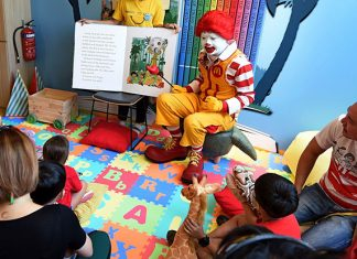 McDonald's Singapore's Happy Meal Readers Programme: Get A Side Order Of Books And Upsized Storytelling In Restaurants