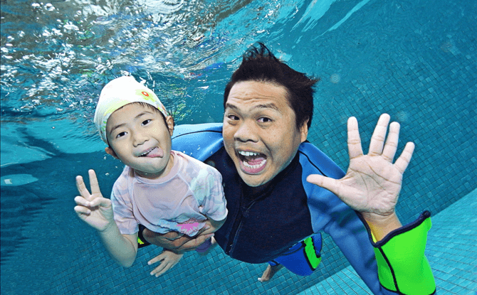 Ask the Experts Swimming Lessons