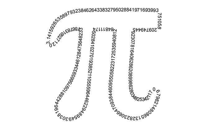 Pi was not Pi till 1700s - Interesting Facts about Pi