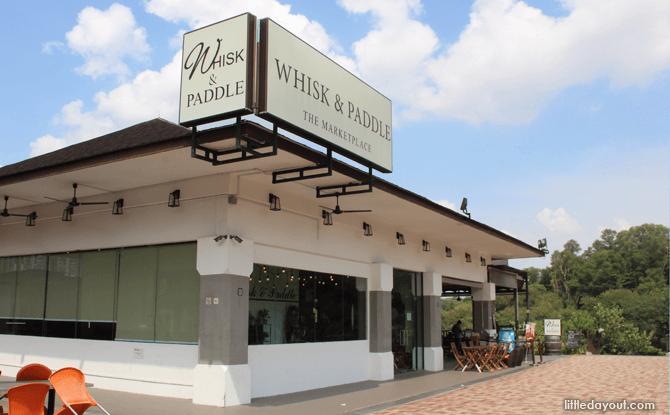 Whisk & Paddle
