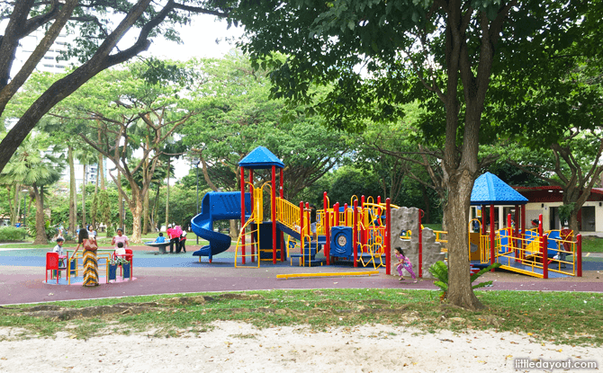 Inclusive Playground, West Coast Park
