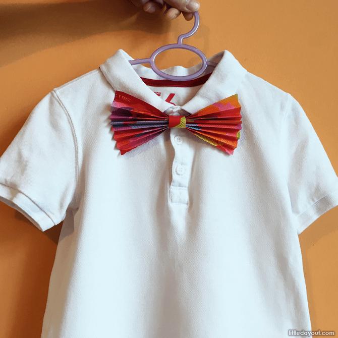 Ang Pow Bow Tie