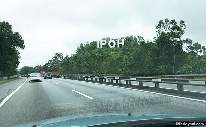 Trip to Ipoh, Malaysia