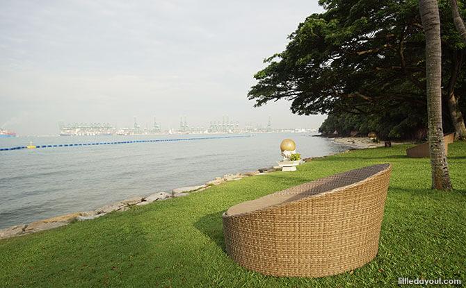 Shangrila's Rasa Sentosa Resort
