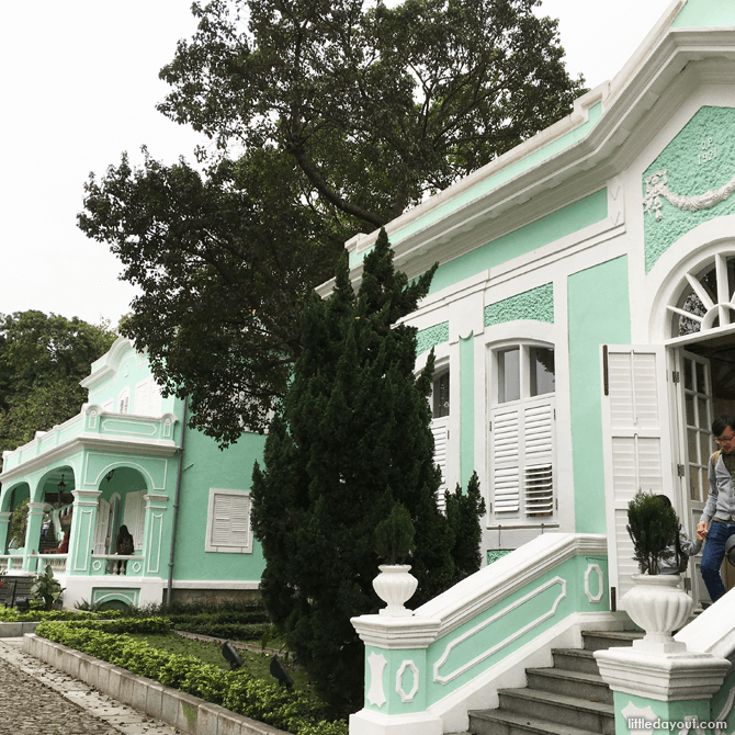 Taipa-Houses Museum