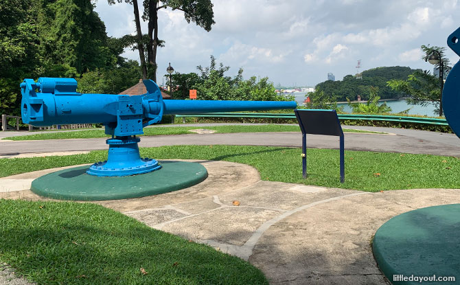 Fort Siloso Rediscovery Tour