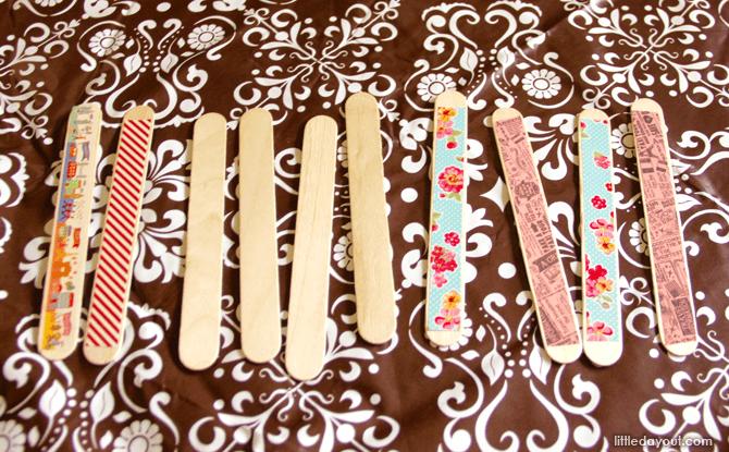 Matchy Sticks