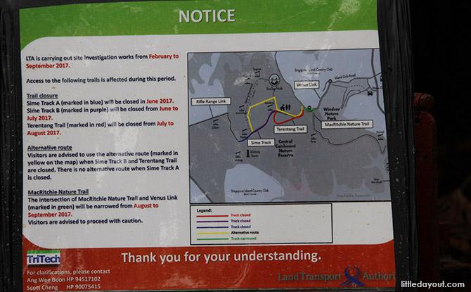 LTA Notice