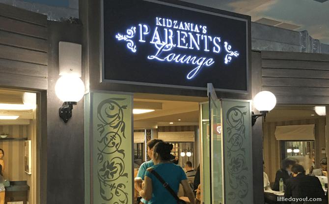 Parents Lounge